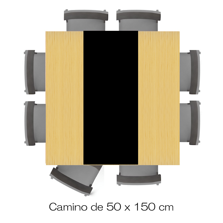 Camino Corto ·NEGRO· [enstockpara envíooretiro]