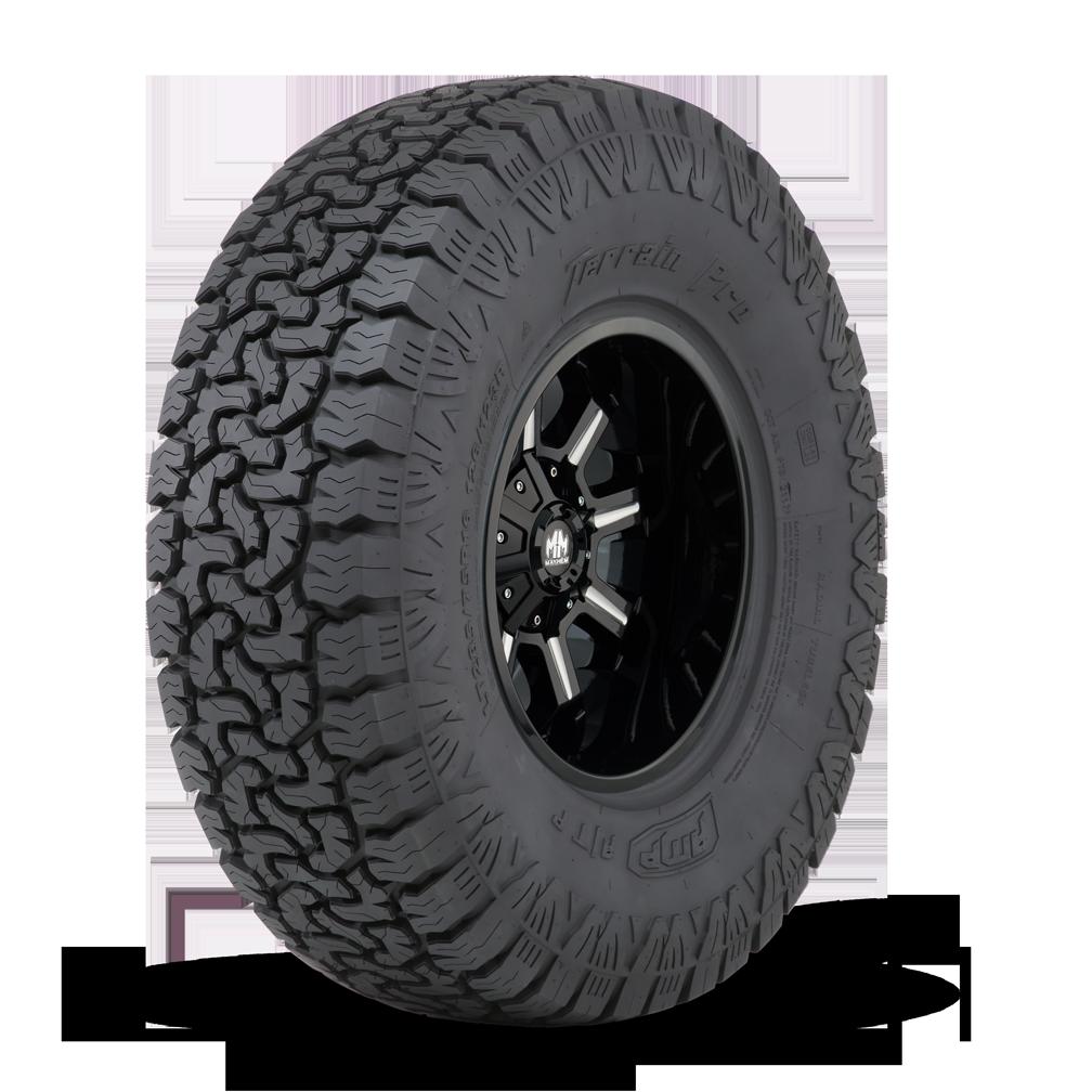 285/75R16 Terrain Pro A/T P 126/123R LR E