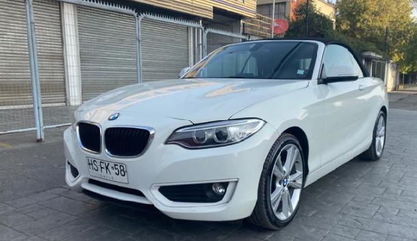 BMW 220 CABRIO 2016