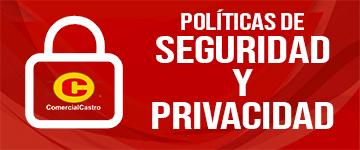 Política de privacidad y seguridad