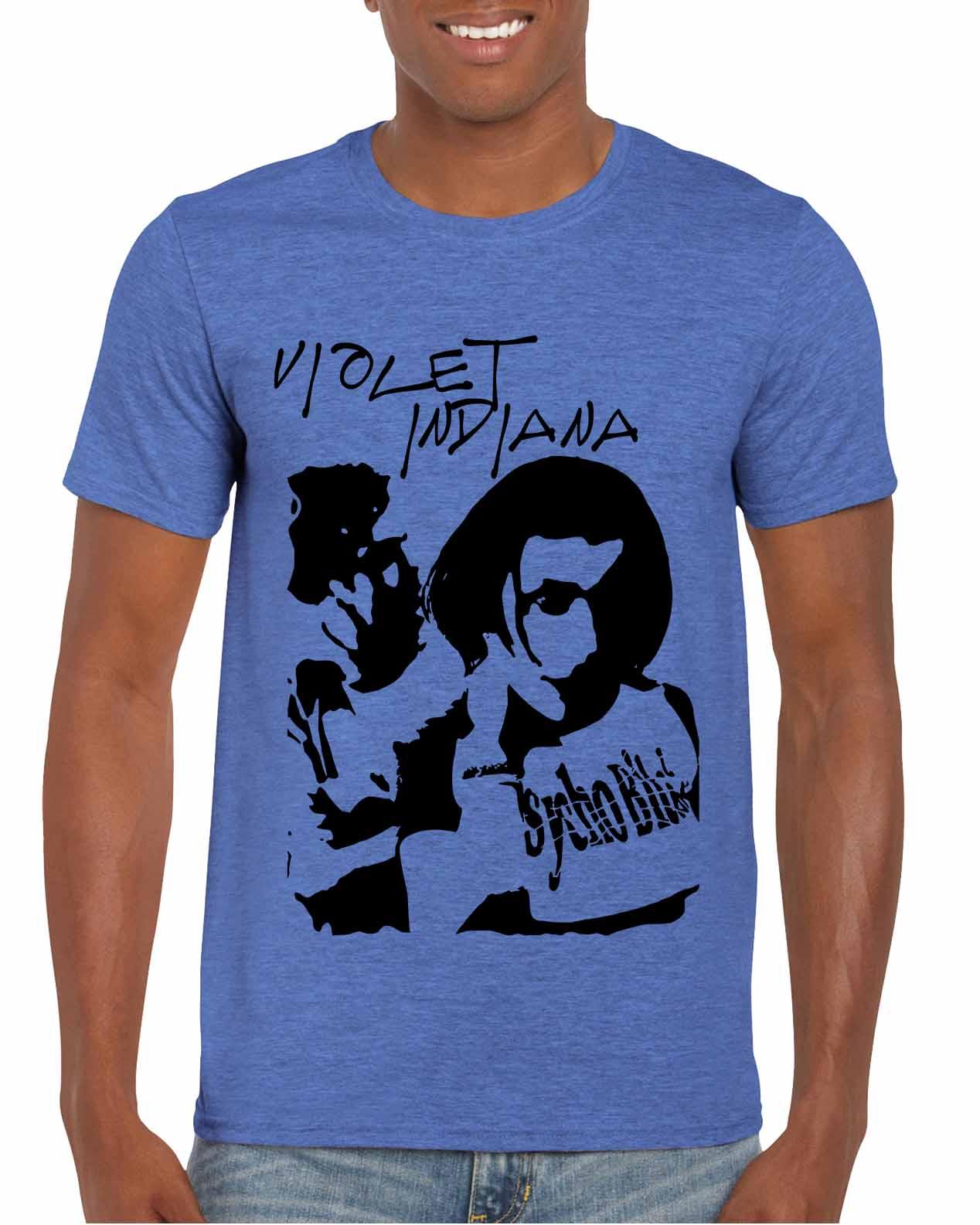 Violet Indiana