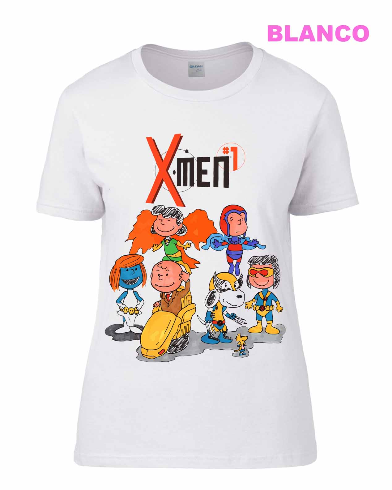 Snoopy - X Men
