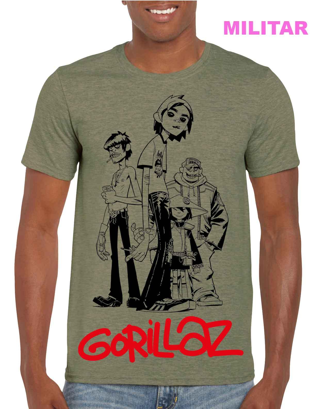 Gorillaz - Crew