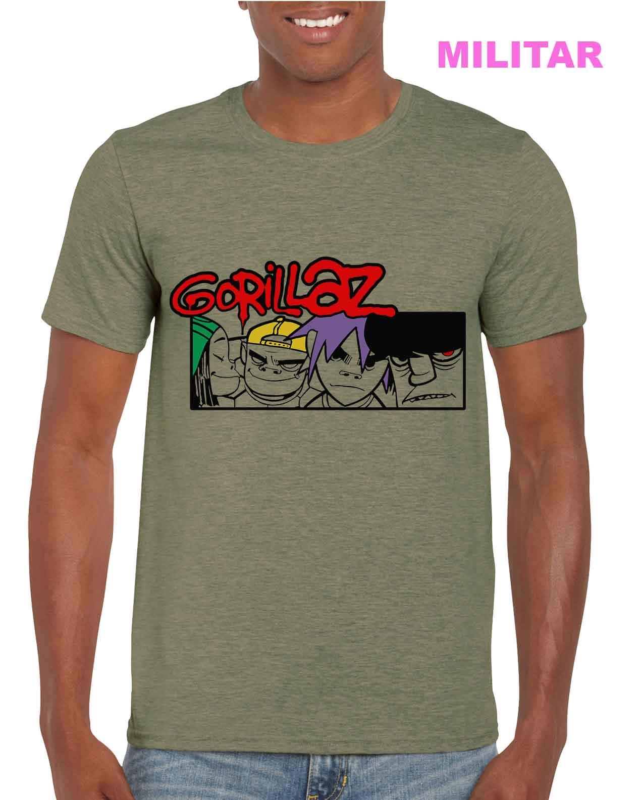 Gorillaz - Colors