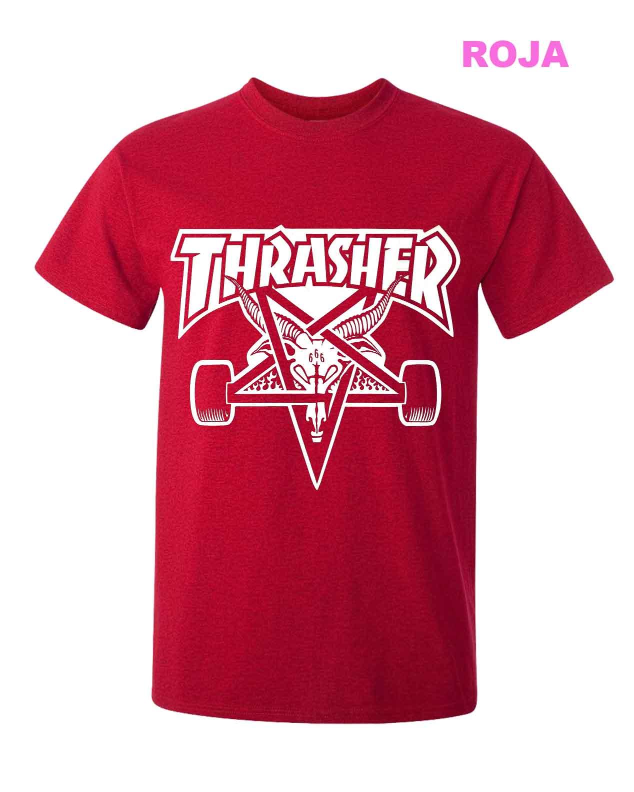 Thrasher - Hell