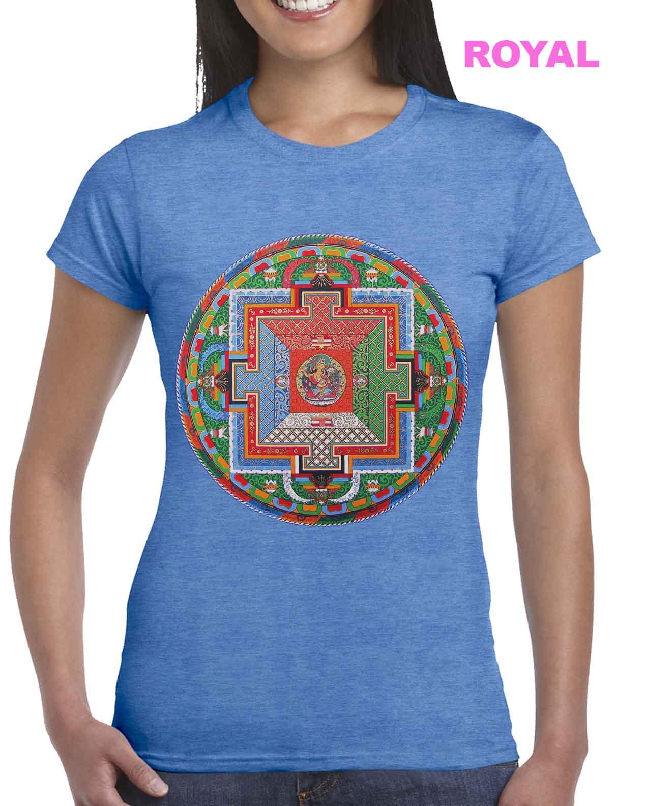 Mandala Tibetano de la Humanidad