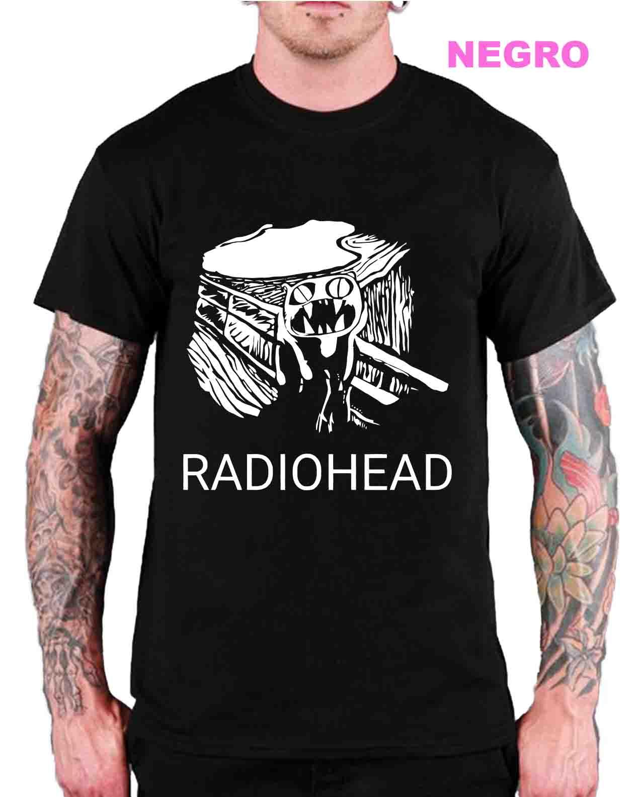 Radiohead - El Grito