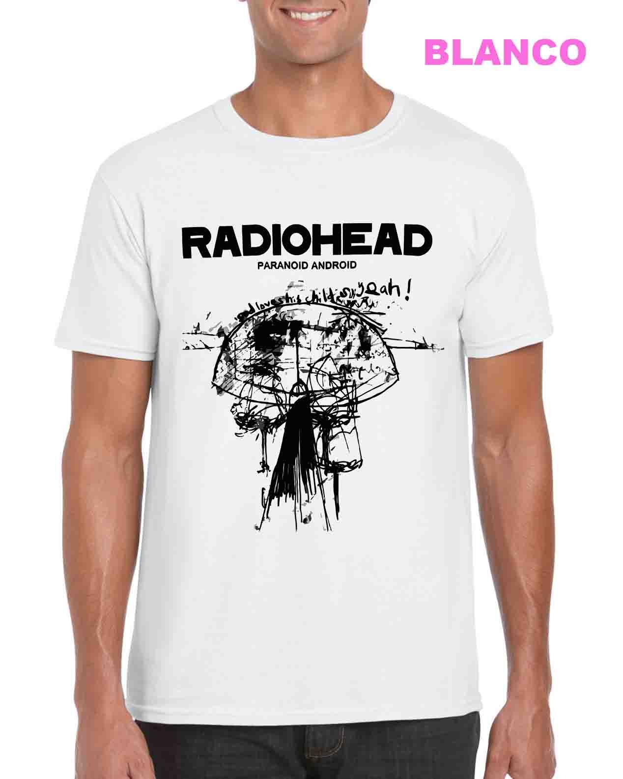 Radiohead - Paranoid