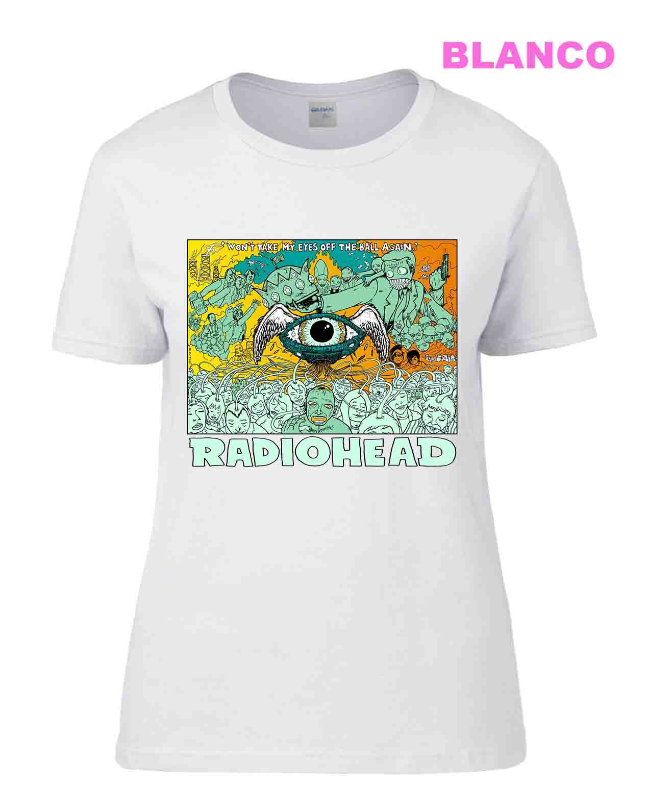 Radiohead - Eye