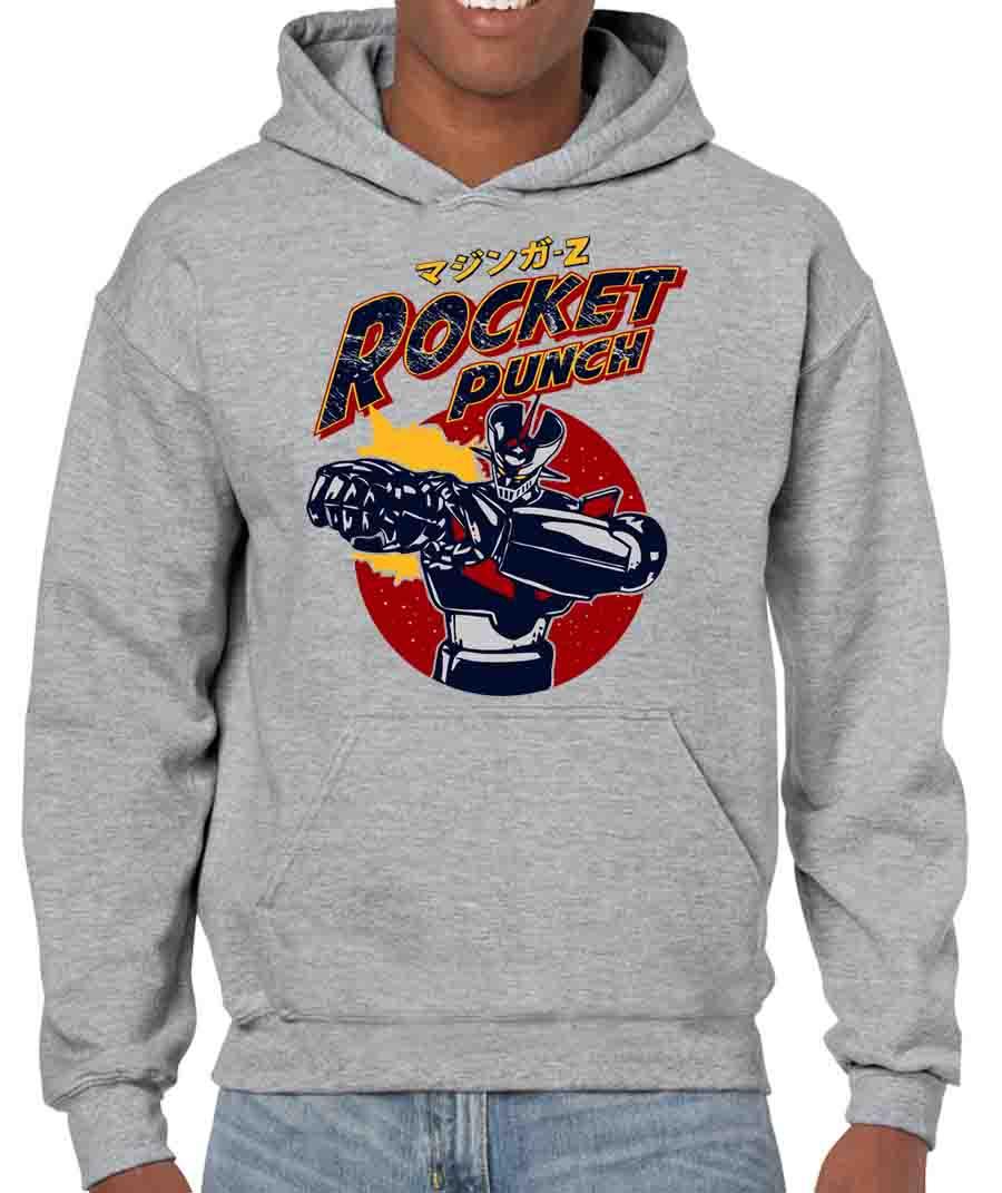 Mazinger Z - Puño Cohete
