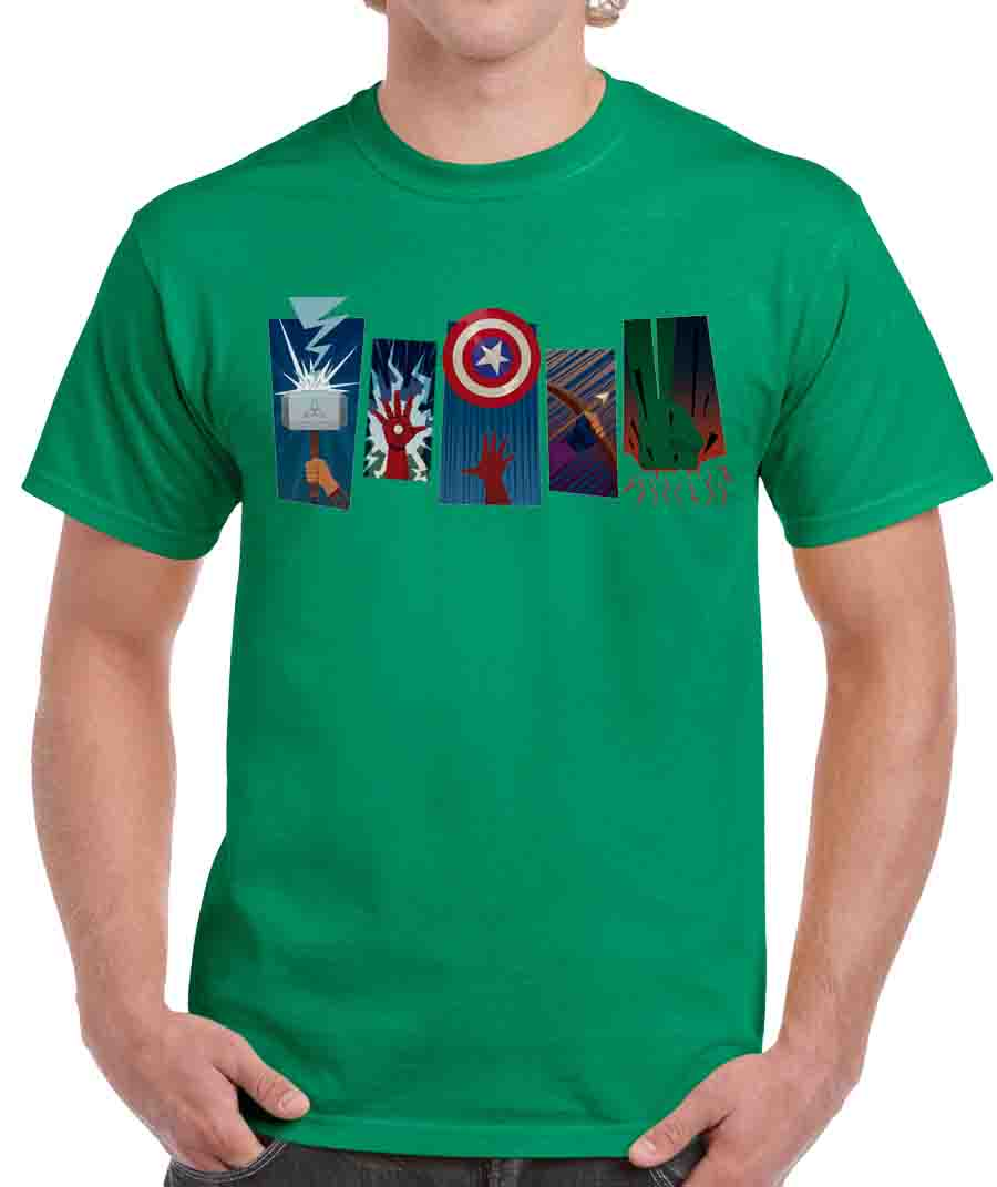 Avengers - Canvas