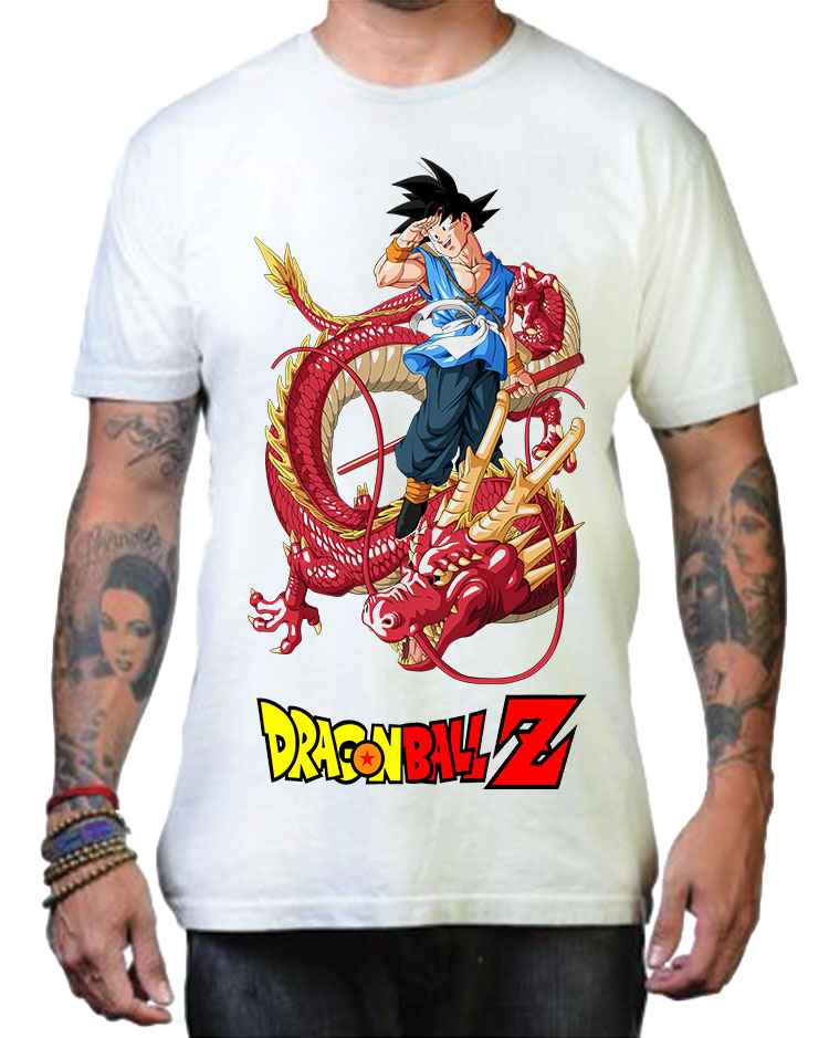 Shenlong Goku Riding