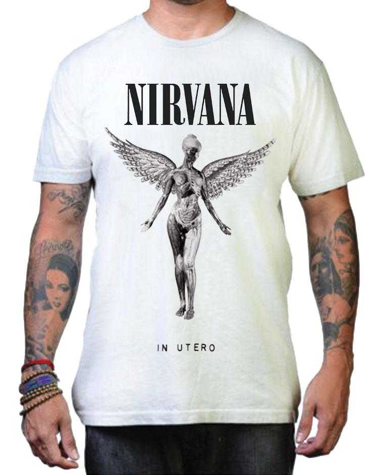 Nirvana In Utero Cover