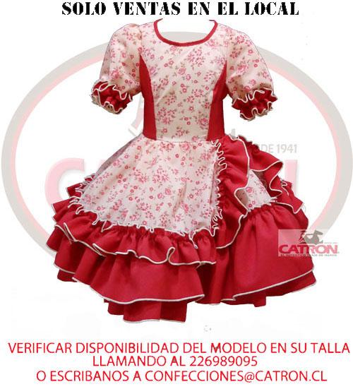 Vestido Niña Talla 2 a 10.