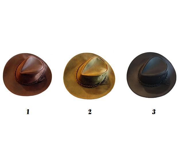 Sombrero Tipo Indiana Fino
