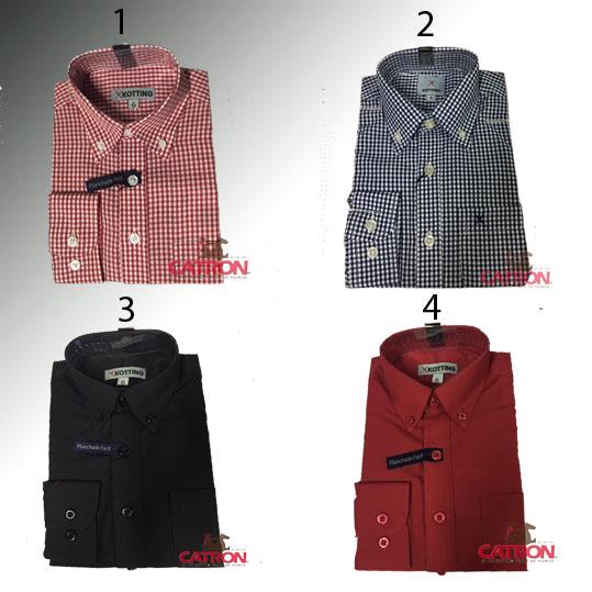 Camisa adulto T XS - XL