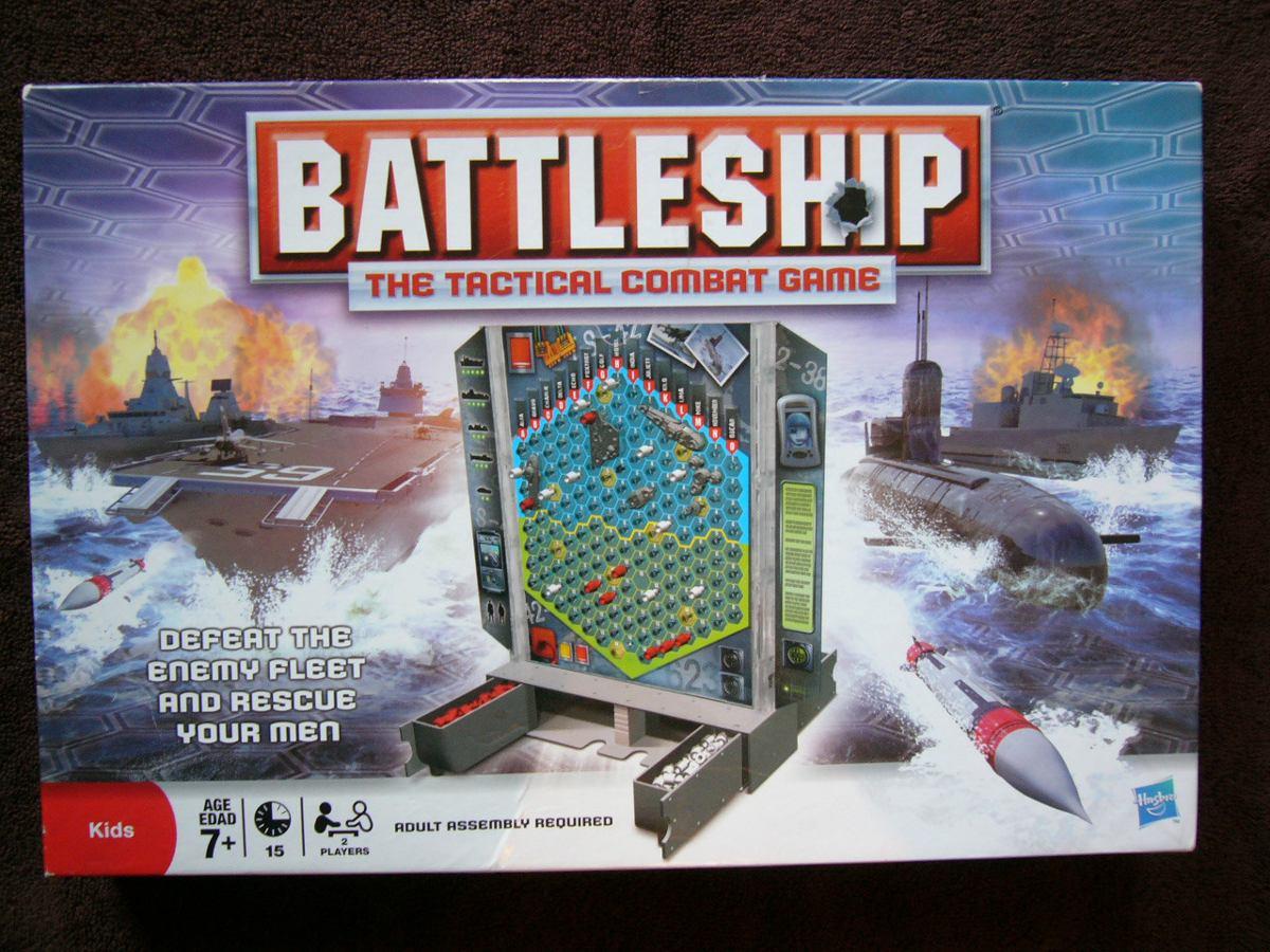 Battle Ship Clásico