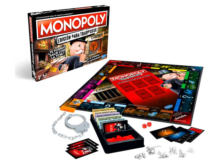 Monopoly ed. Tramposos