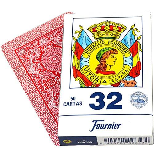 Naipe Fournier Español Caja Carton