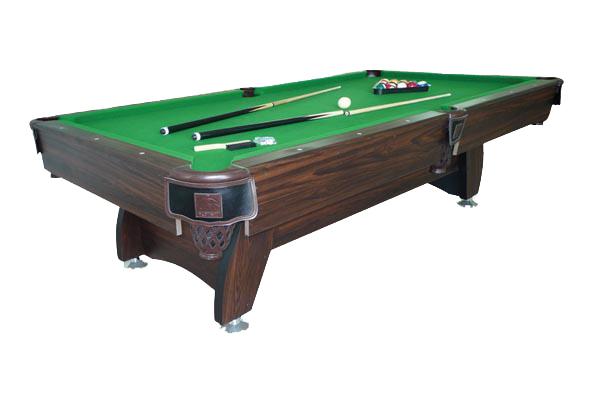 Mesa de pool MDF 275 X 138 X 81 cm