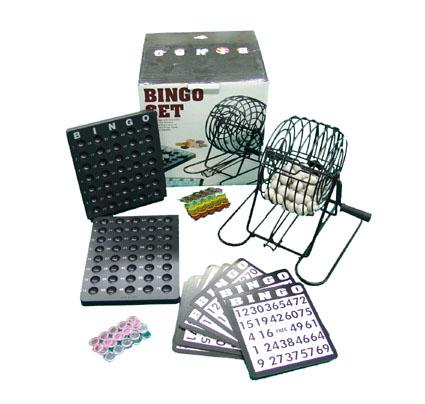 Set de Bingo