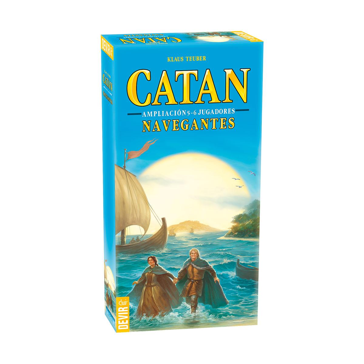 Ampliación 5-6 jug Navegantes de Catan
