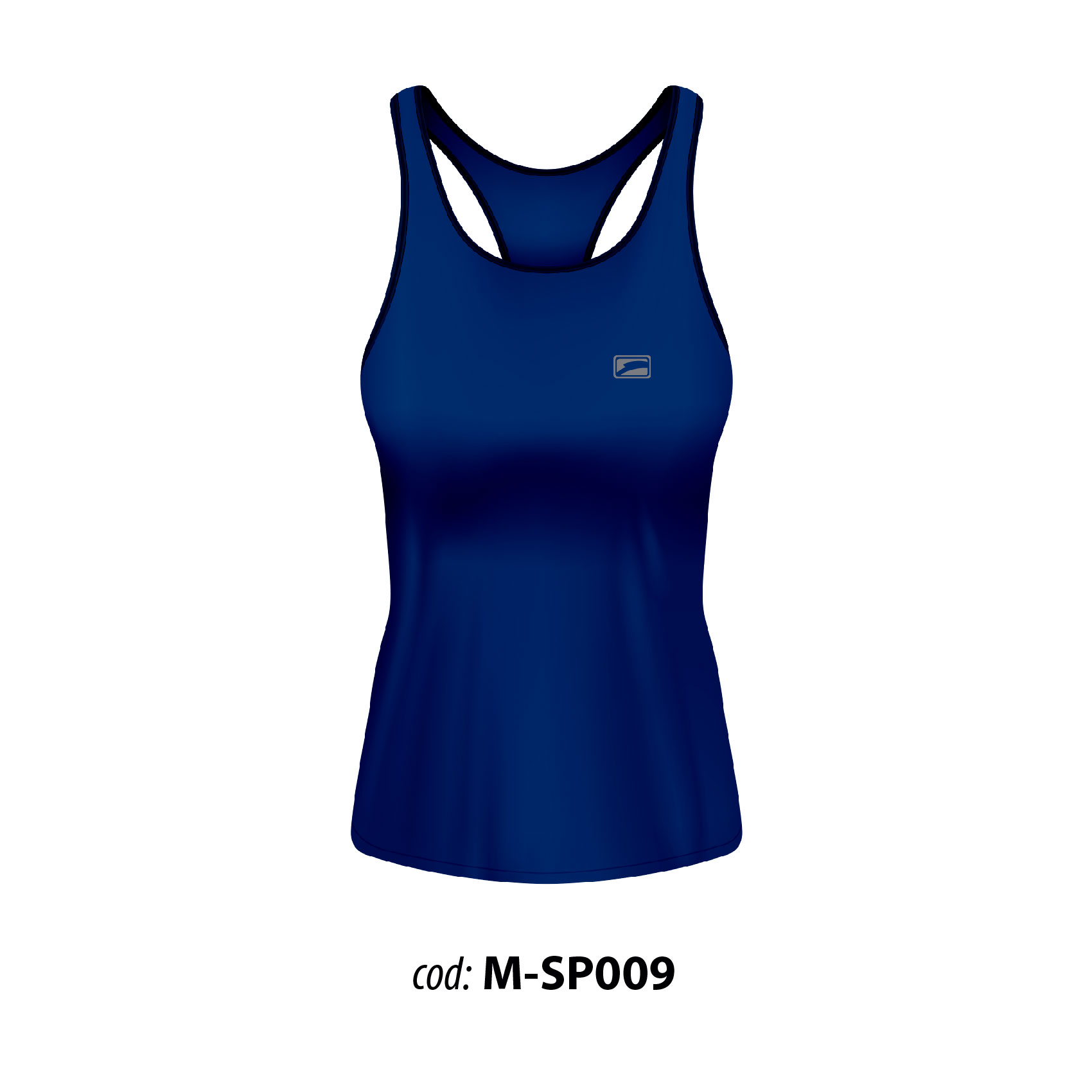Sudadera Run Dama M-SP009