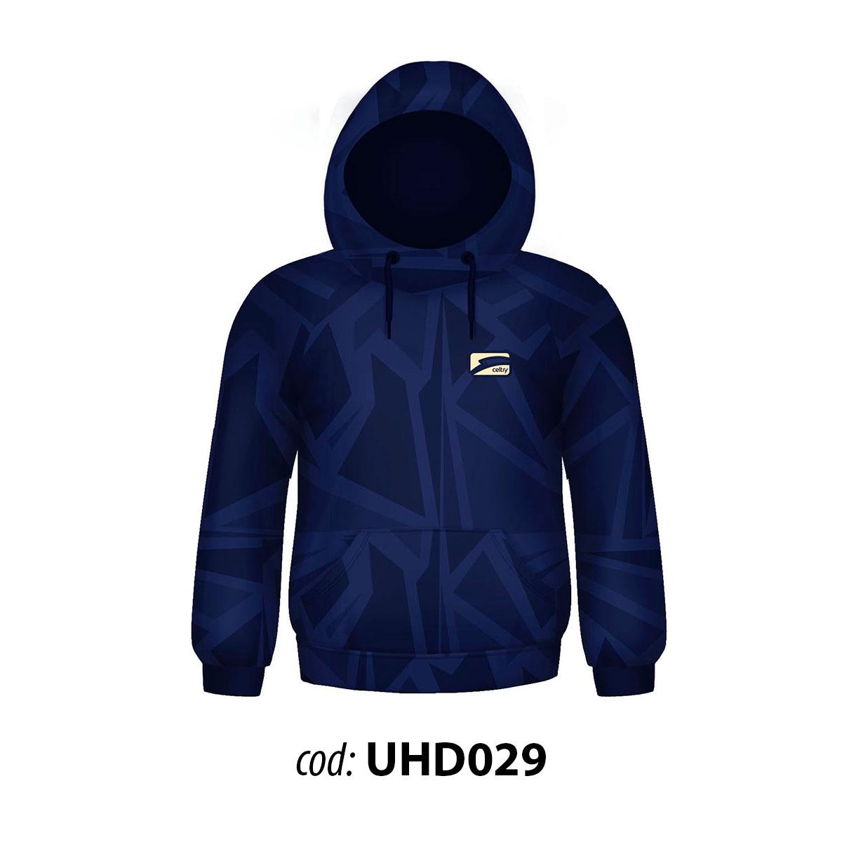POLERON CANGURO UNISEX UDH029