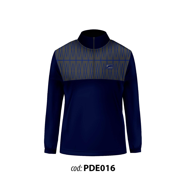Polerón Entrenamiento Unisex PDEO16