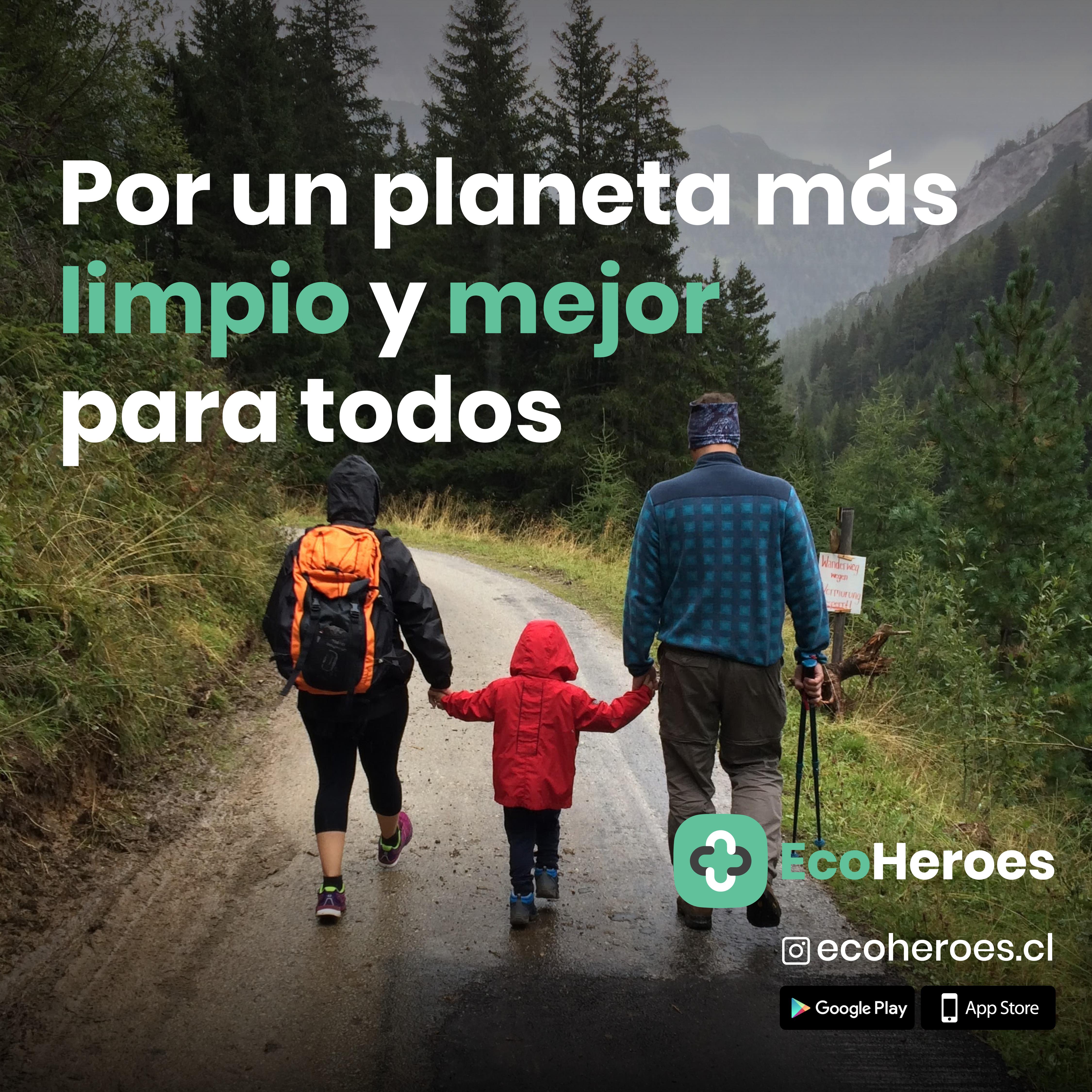 Sé un EcoHeroe!