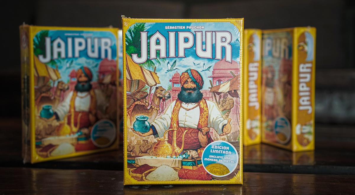 Torneo online: Jaipur por CODA y Enroque