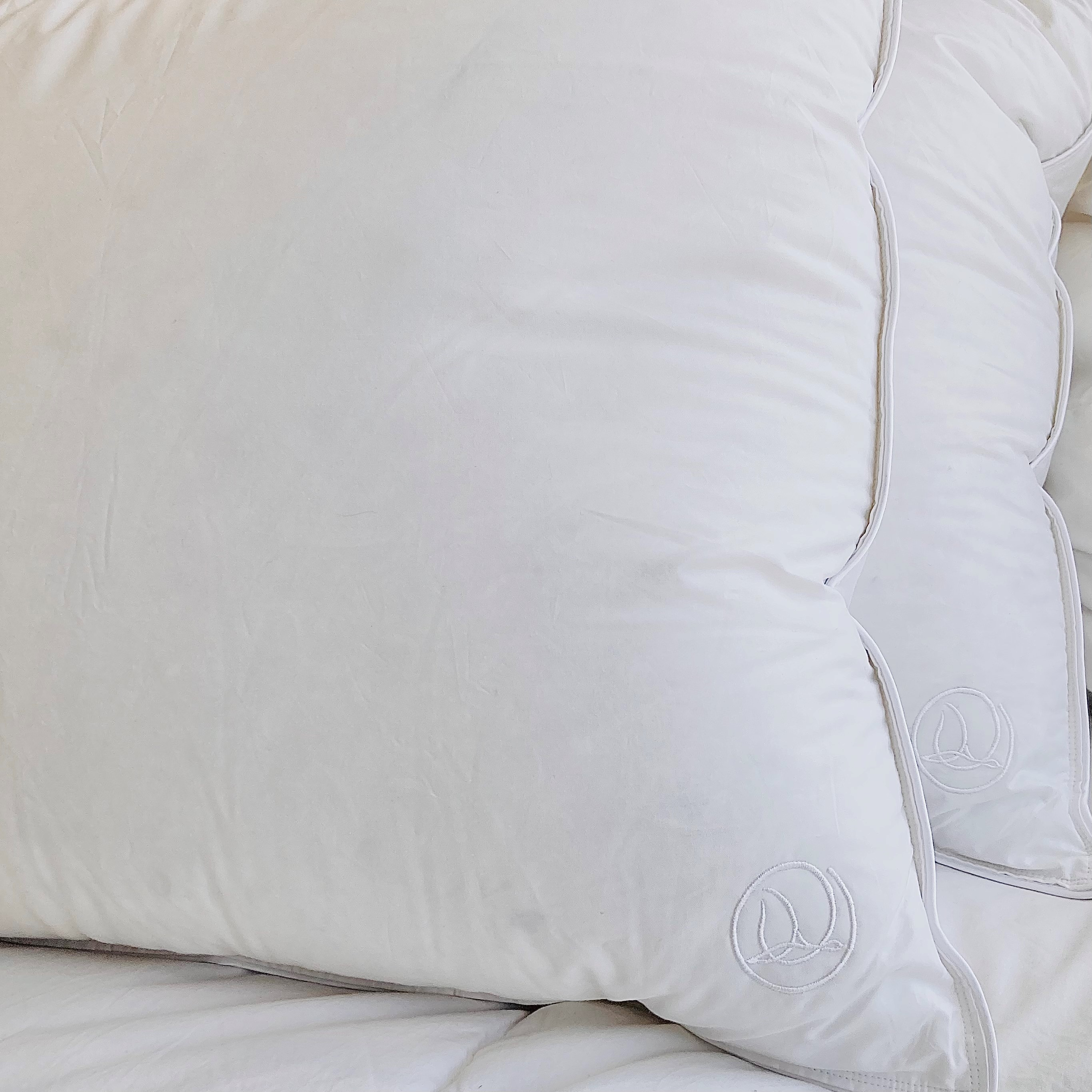 Almohada de Pluma Soft Premium 850FP