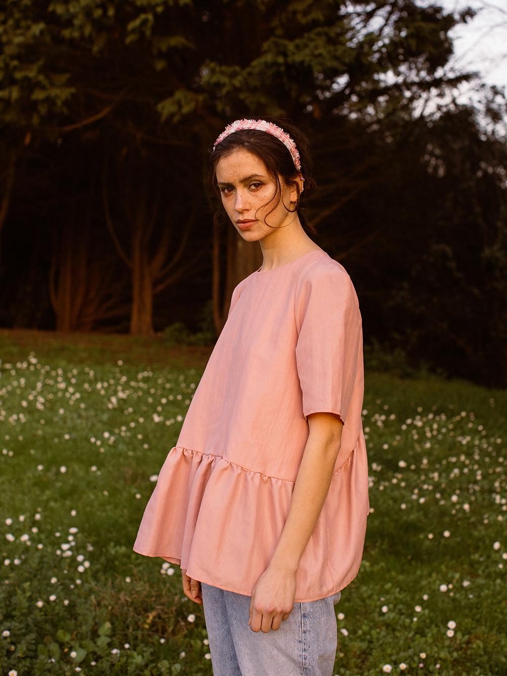 Blusa Rose
