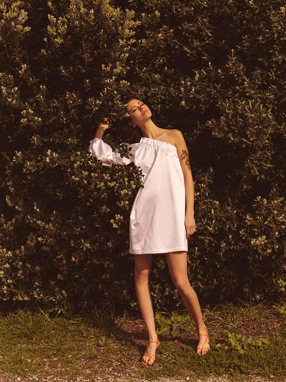 Vestido Sophie | Ivory