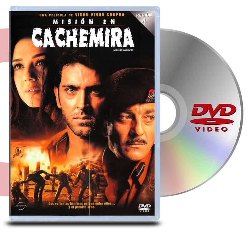 DVD Mision En Cachemira