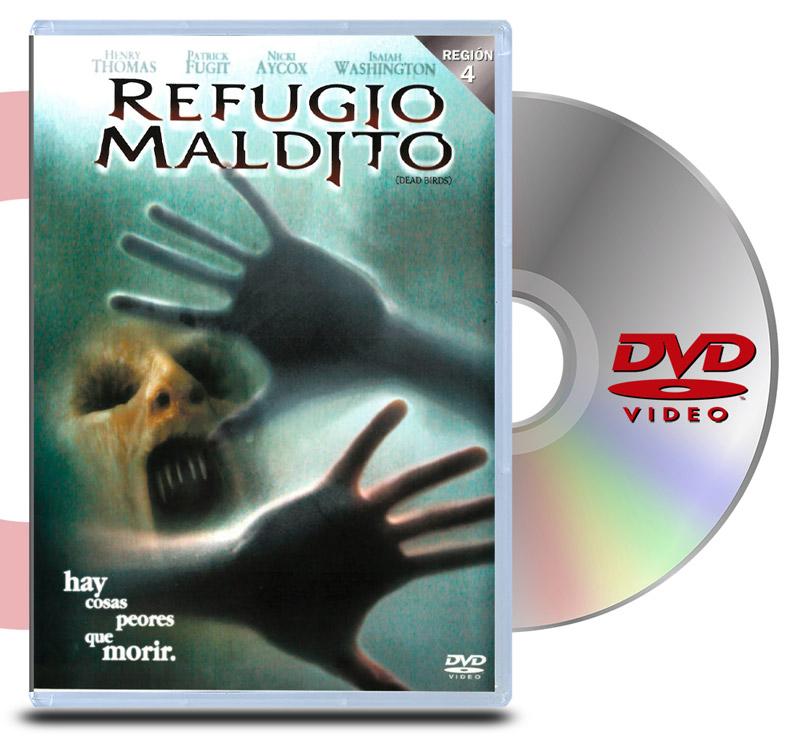 DVD Refugio Maldito