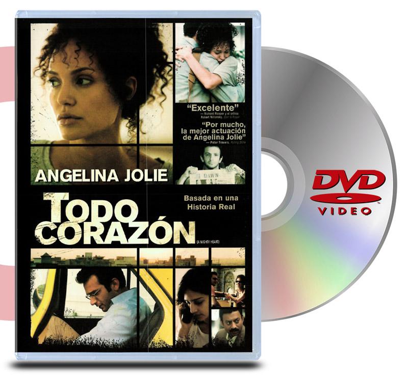 DVD Todo Corazon