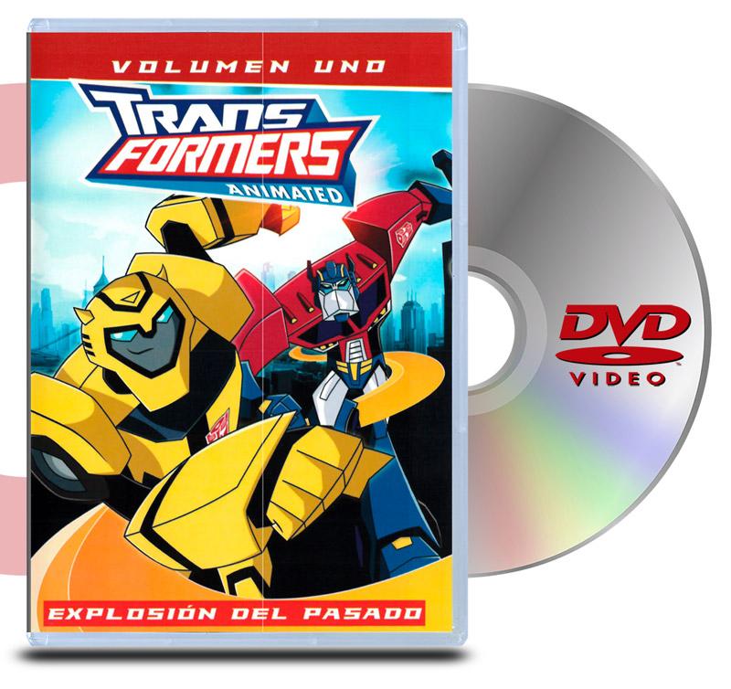 DVD Transformers Animated: Vol 1