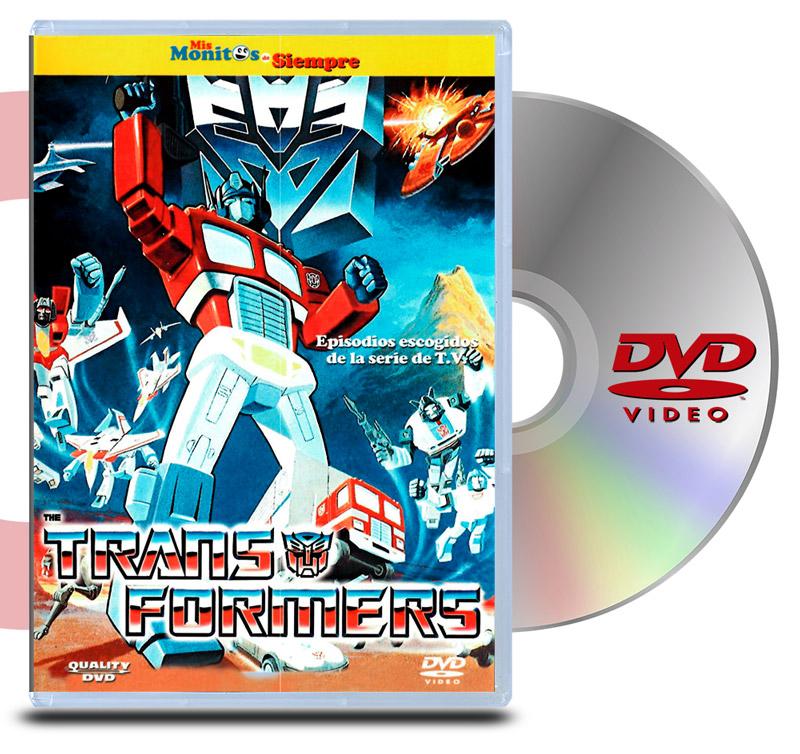 DVD Transformers La Película