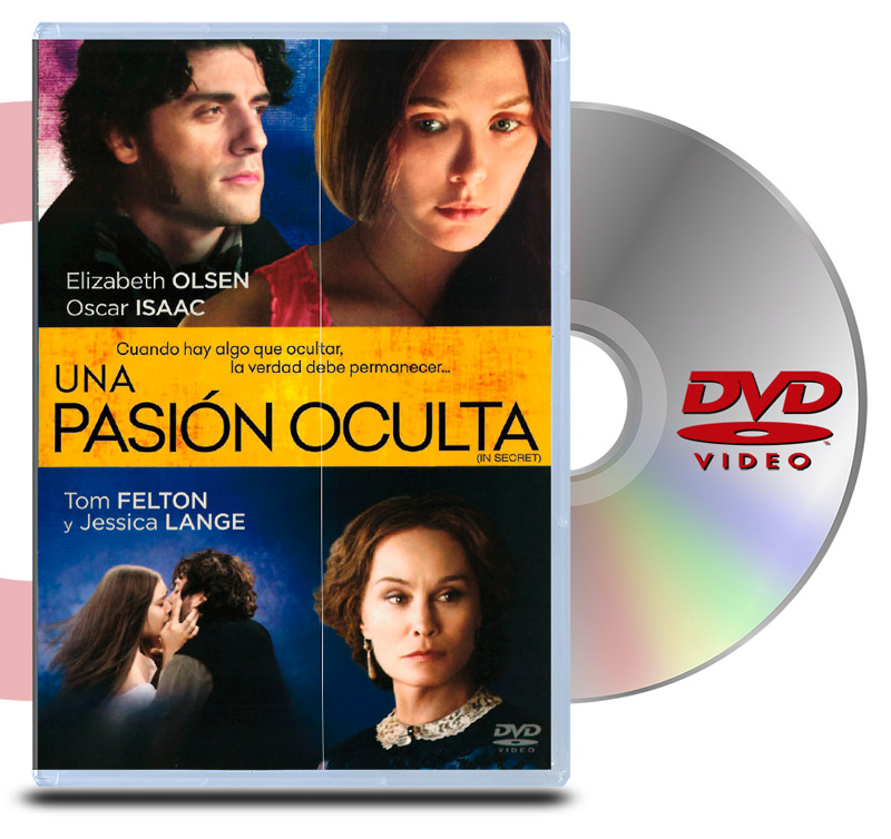 DVD Una Pasion oculta