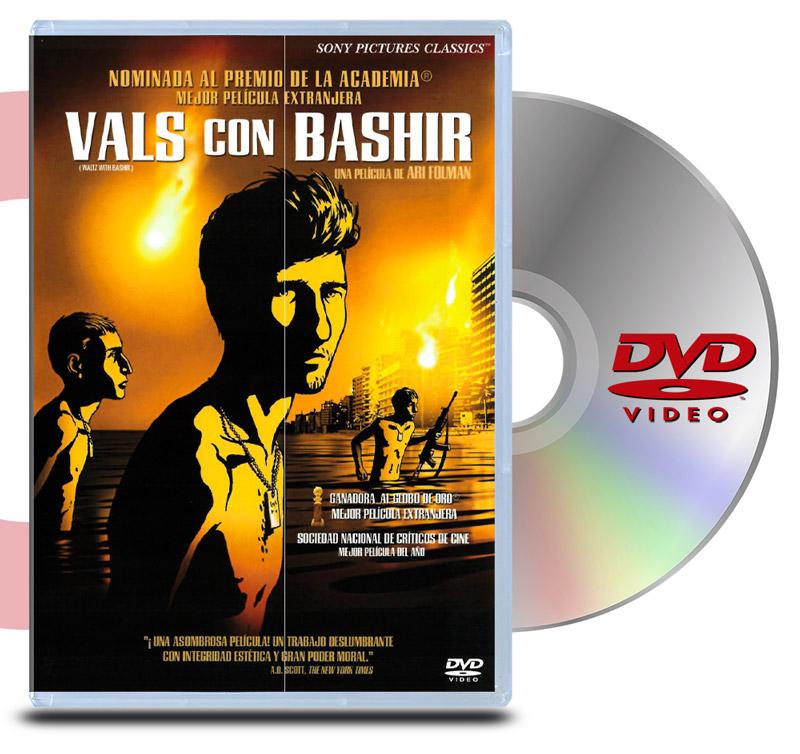 DVD Vals con Bashir