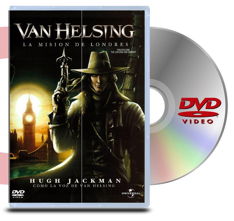 DVD Van Helsing, La mision en Londres