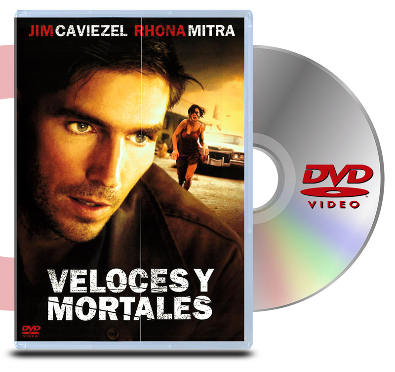 DVD Veloces y Mortales