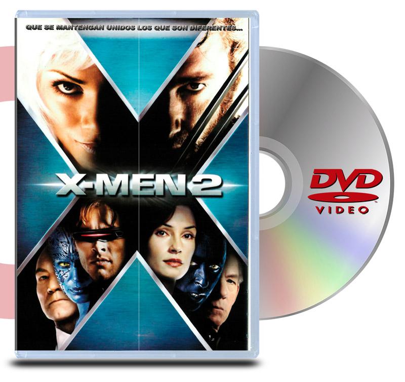 DVD X-Men 2