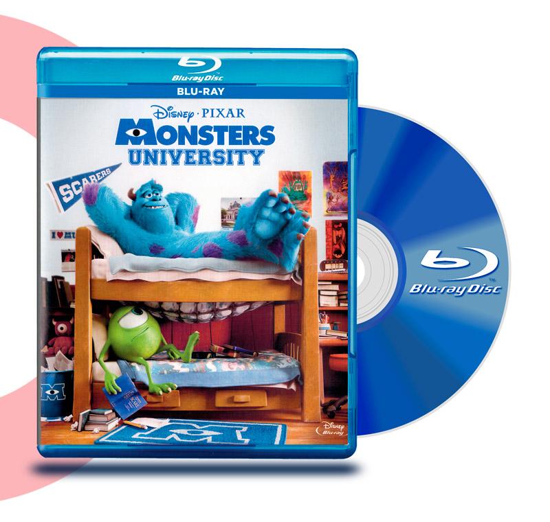 Blu Ray Monster University