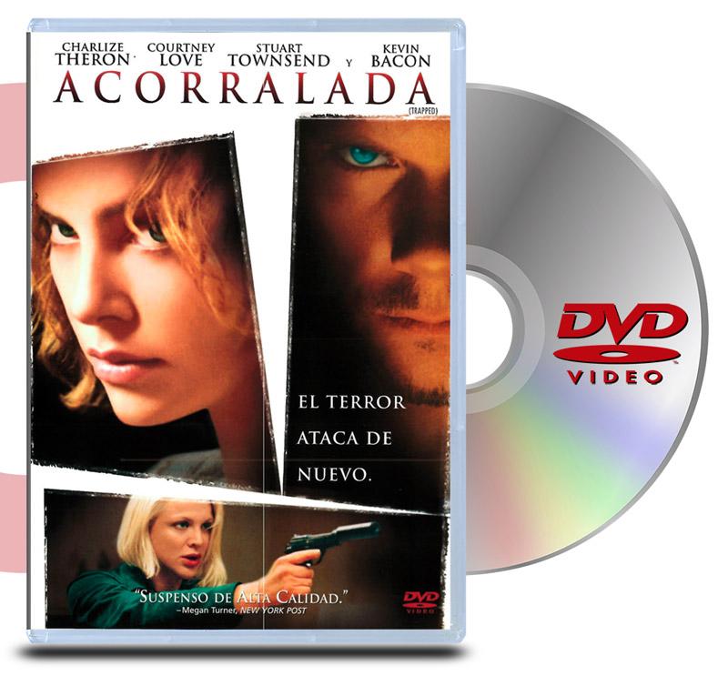 DVD Acorralada