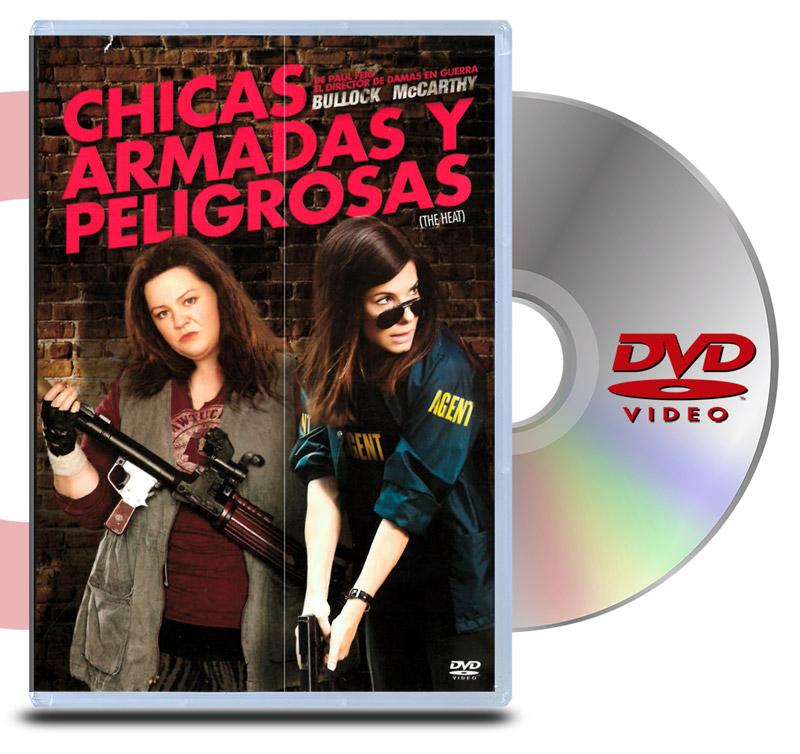 DVD Chicas Armadas y Peligrosas