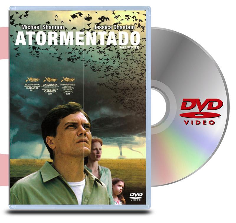 DVD Atormentado