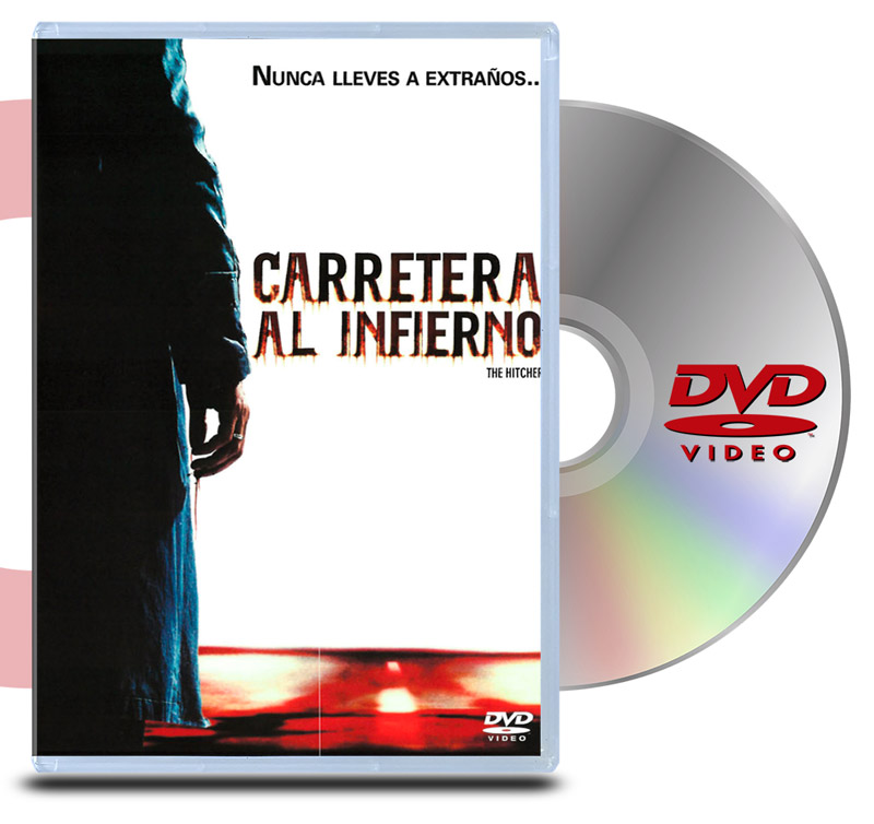 DVD Carretera Al Infierno
