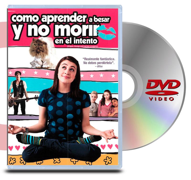 DVD Como Aprender A Besar y No Morir En El Intento